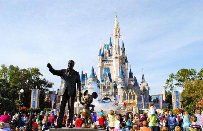 Melhores destinos EUA - Orlando, Flórida
