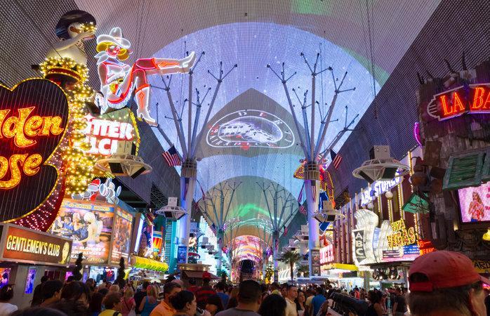 Melhores destinos EUA - Las Vegas, Nevada