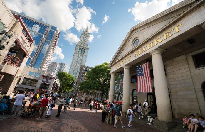 Melhores destinos EUA - Boston, Massachusetts