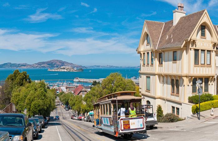 Melhores destinos EUA - San Francisco, Califórnia