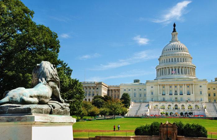 Melhores destinos EUA - Washington D.C.