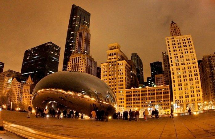 Melhores destinos EUA - Chicago, Illinois