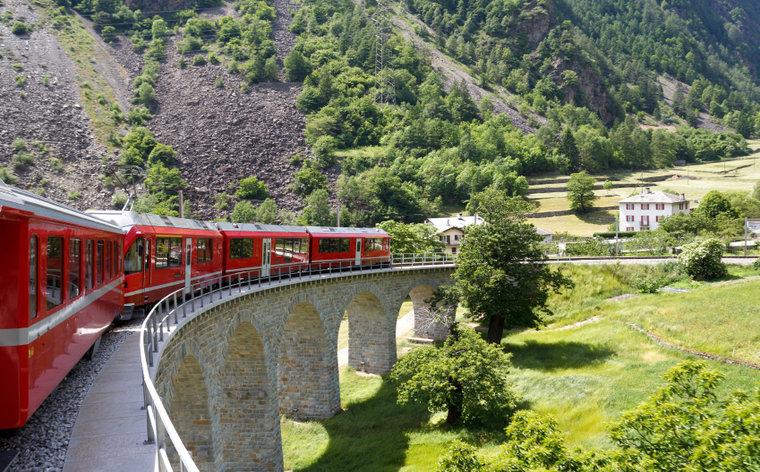 Viagem de trem pela Europa – um guia definitivo