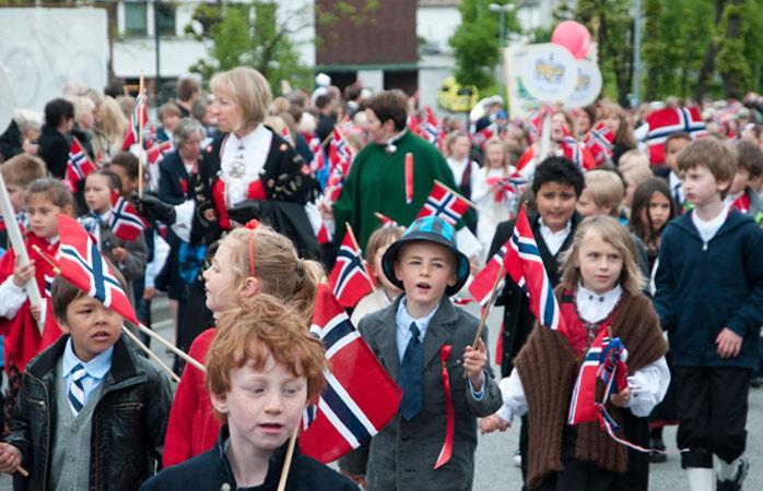 feriados nacionais - Noruega