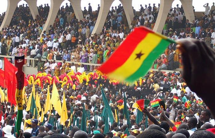 feriados nacionais - Gana