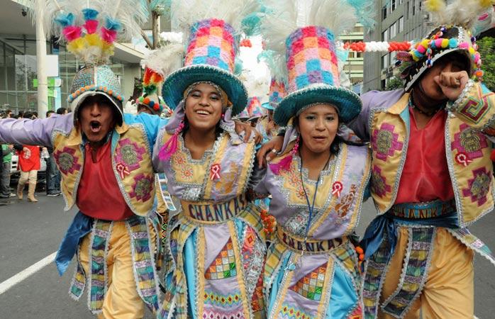 feriados nacionais - Peru