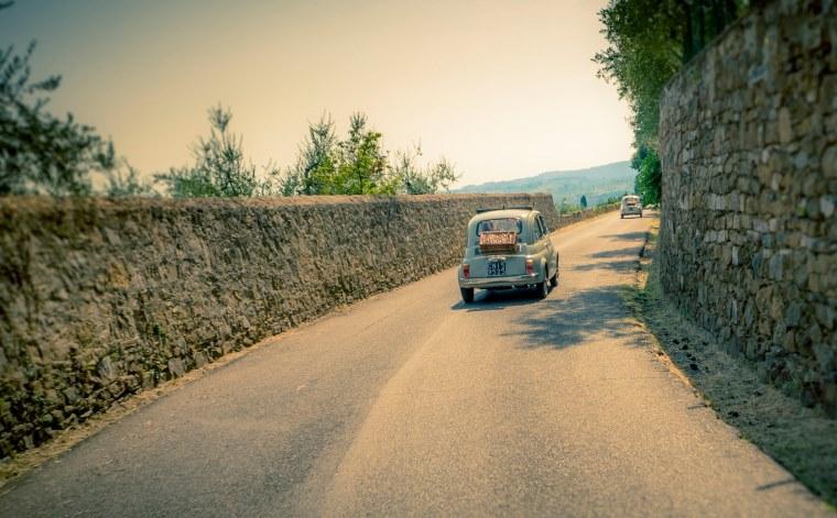 10 lugares para descobrir numa road trip pela região da Toscana