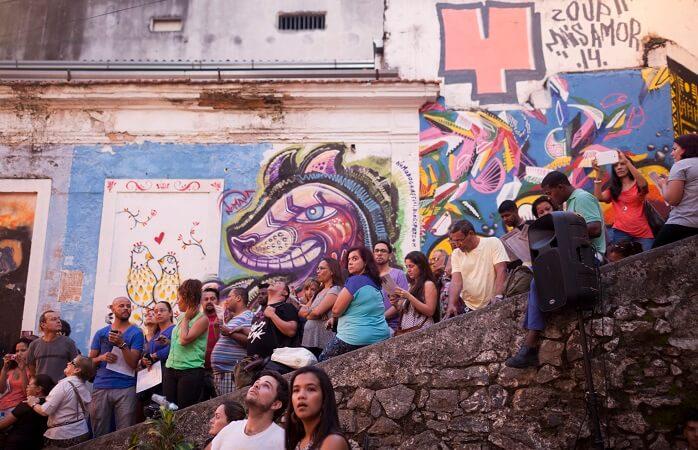Vida noturna no Rio de Janeiro - Pedra do Sal: onde sair no Rio de Janeiro