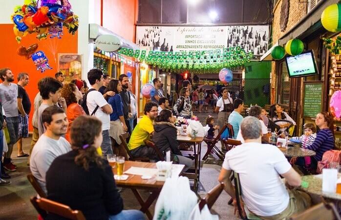 Vida noturna no Rio de Janeiro - Cobal: restaurantes no Rio de Janeiro