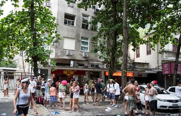 Vida noturna no Rio de Janeiro - Baixo Gávea: noite no de Rio de Janeiro