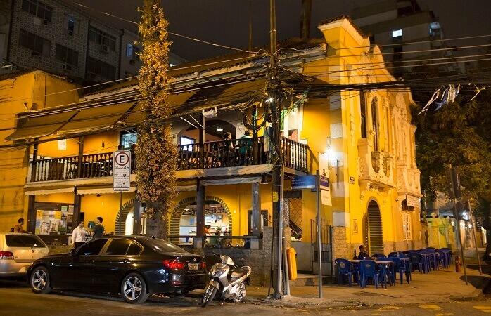 Vida noturna no Rio de Janeiro - O Plebeu: boates no Rio de Janeiro