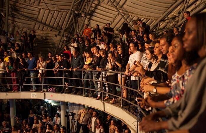Vida noturna no Rio de Janeiro - Circo Voador: o melhor da noite no Rio