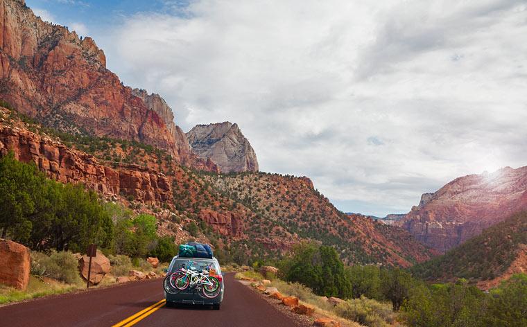 Road trip EUA: descubra os cânions da Região Sudoeste americana