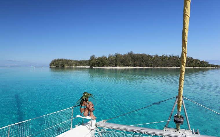 As melhores ilhas do Pacífico Sul