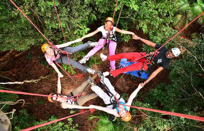 Turismo de aventura: 8 destinos cheios de adrenalina no Brasil