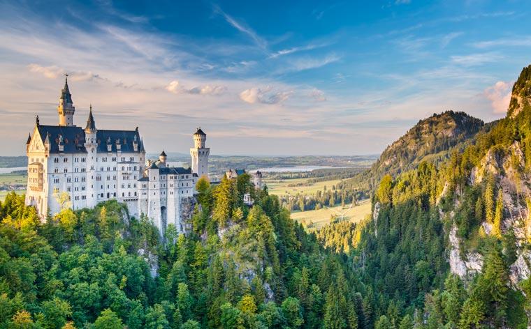 Um guia completo para conhecer a Rota Romântica da Alemanha