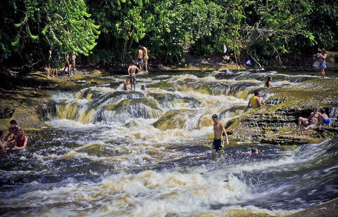 Turismo na Amazônia - Cachoeiras de Presidente Figueiredo