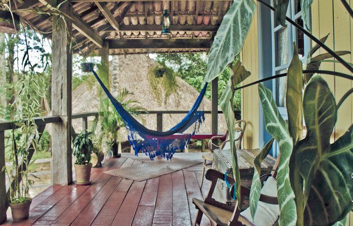 Turismo na Amazônia - Museu do Seringal