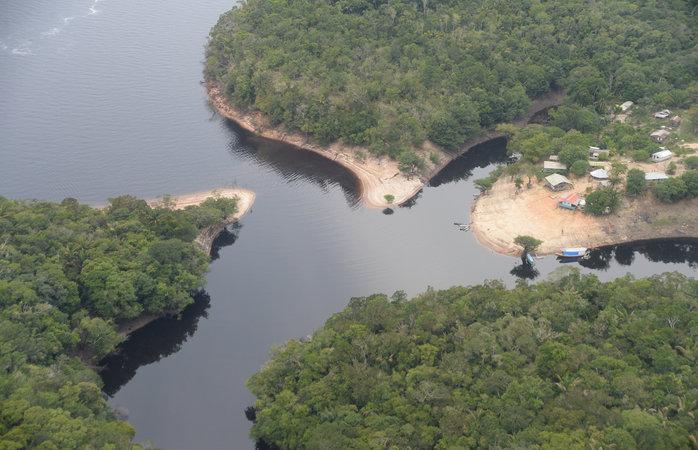 Turismo na Amazônia - Anavilhanas