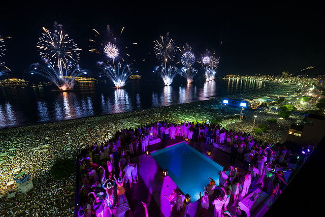 8 praias incríveis onde passar o Réveillon 2018 pelo Brasil