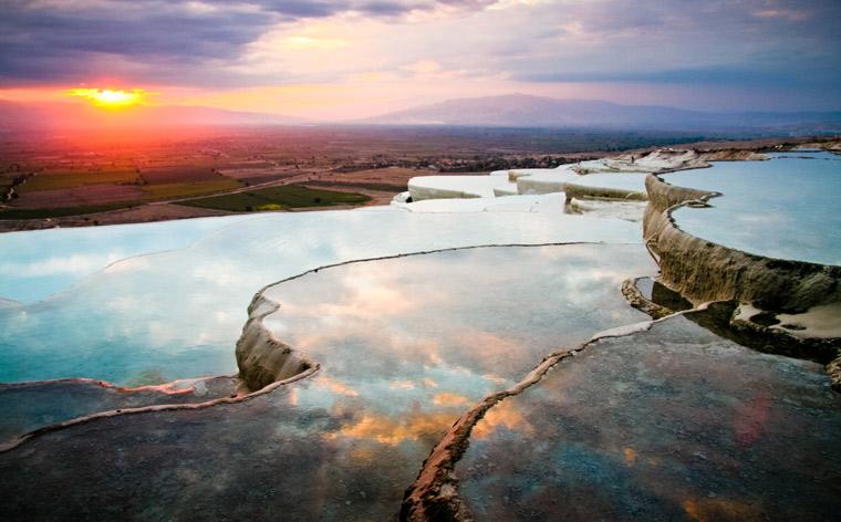 De outro mundo: lugares lindos para viajar na Terra
