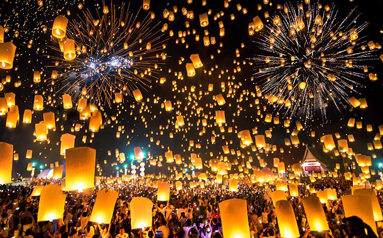 Incríveis festas populares pelo mundo que valem uma viagem em 2018