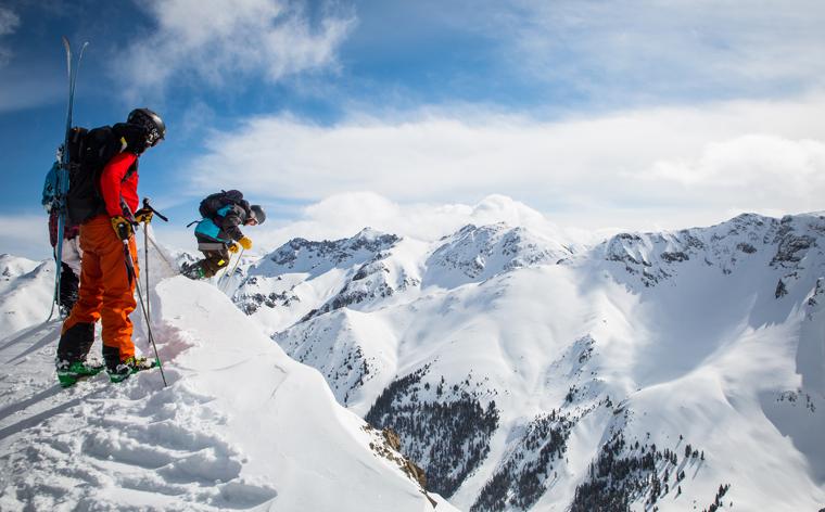 7 alternativas para esquiar barato