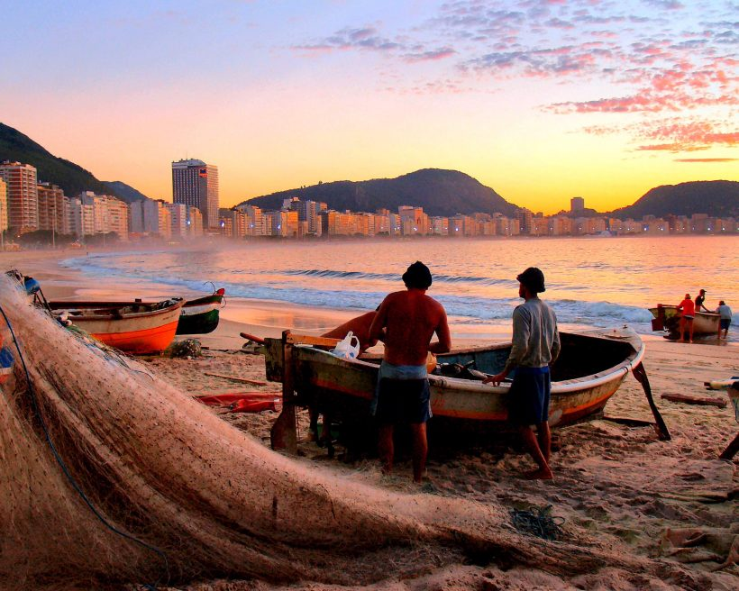 10 destinos favoritos dos europeus na América Latina