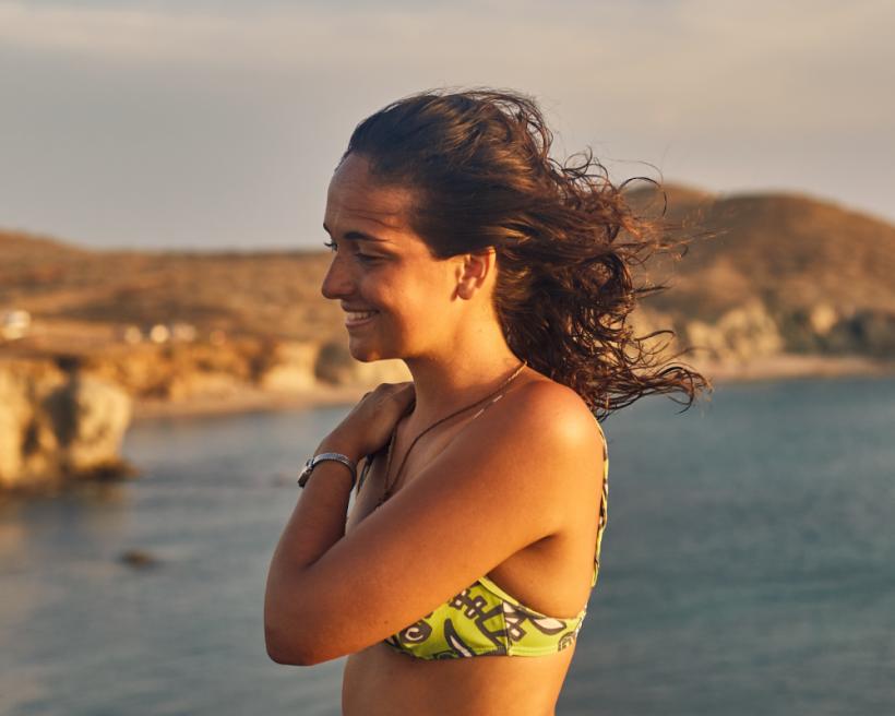 Viajando sozinha: uma entrevista com Manuela Hollos