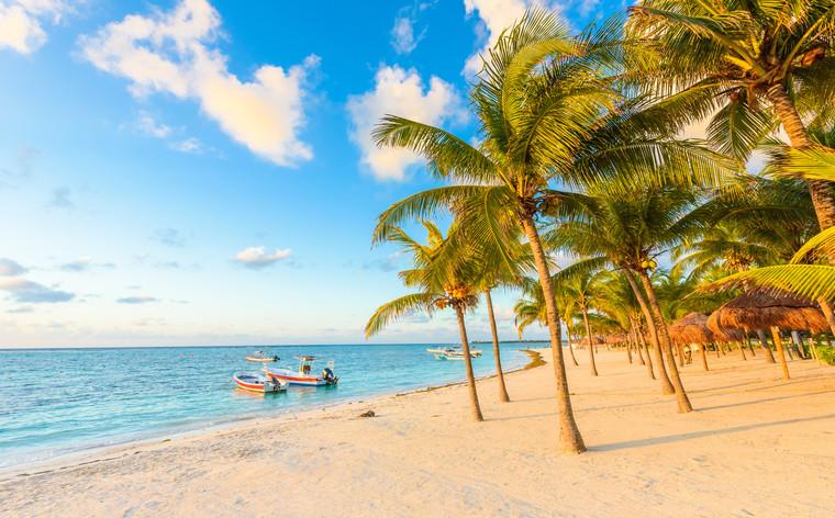 7 praias do México (e 1 lagoa) para conhecer e relaxar