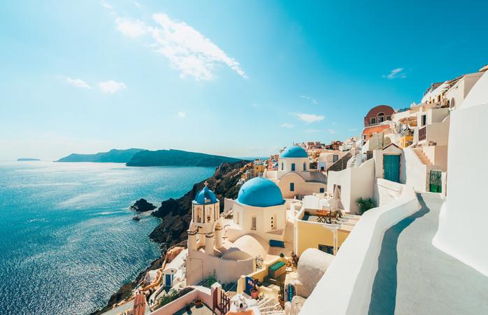 As 11 melhores Ilhas Gregas para visitar nas suas férias