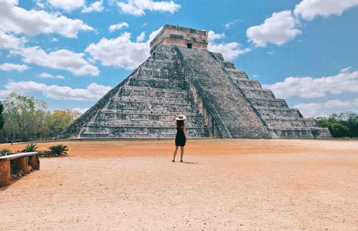12 monumentos históricos e pontos turísticos do México
